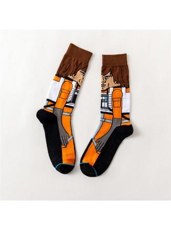 Шкарпетки Люк Скайвокер (Star Wars: Luke Skywalker)