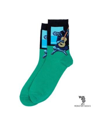 Шкарпетки з картиною Старий Гітарист (Пабло Пікассо)