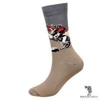 Шкарпетки Бонапарт на перевалі Сен-Бернар (Жак-Луї Давид)