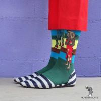 Шкарпетки з картиною Аве Марія (Поль Гоген)