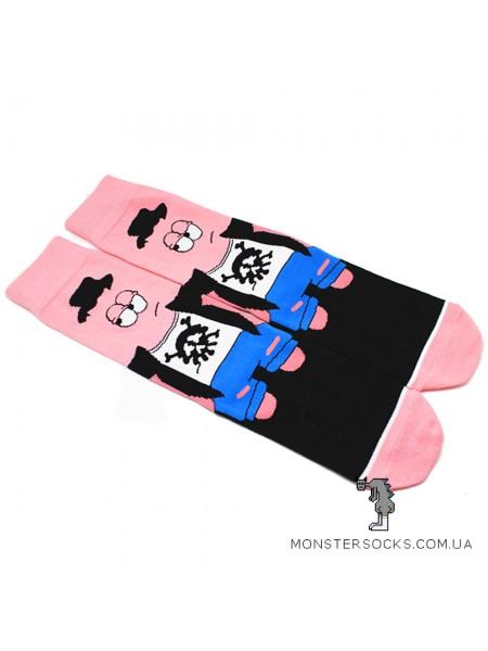 Шкарпетки Патрік Стар (Зірка)