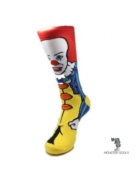 Носки клоун Пеннивайз (Оно)