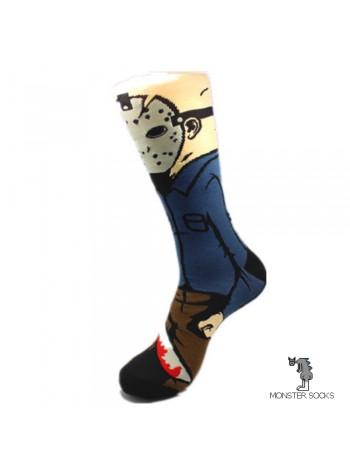 Шкарпетки із Джейсоном Вурхізом