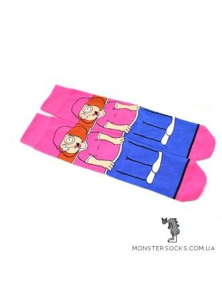 Шкарпетки з Мег Гріфін