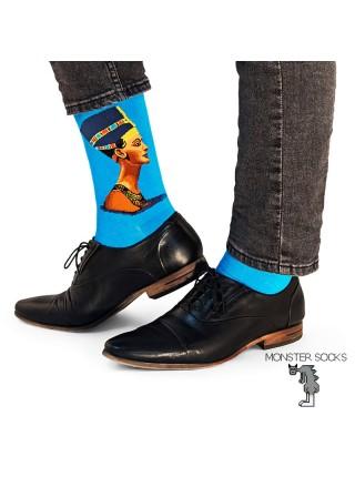 Шкарпетки Нефертіті (скульптура Тутмоса)