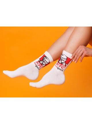 Шкарпетки прикольні KFC