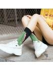 Носки с крокодилом