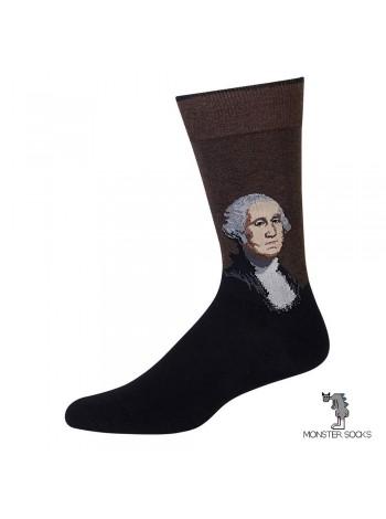 Носки с Джорджем Вашингтоном
