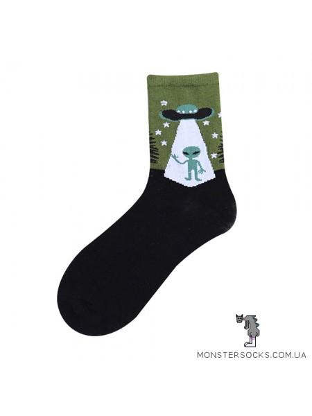 Шкарпетки з інопланетянами