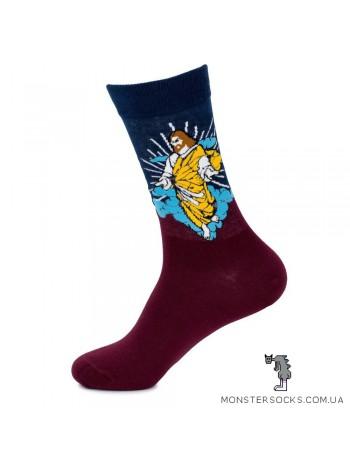 Шкарпетки з Ісусом
